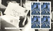 GB 2004 LETTERS BY NIGHT BOOKLET PANE 3 MNH** - Libretti
