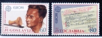 Yugoslavia 1985 Europe MNH** - Lot. 953 - 1945-1992 Repubblica Socialista Federale Di Jugoslavia