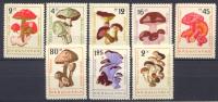 Bulgaria 1961 Y.T. 1099/106 **/MNH VF - Bulgaria