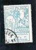 Belgium  Scott # B57 Used Set Catalogue $7.25 Horse - 1905 Thick Beard