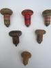 Toupies En Bois/Anciennes/ Fin19éme-début 20éme Siécle         JE 22 - Figurines