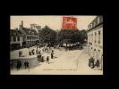 22 - PONTRIEUX - La Place Le 11 Août 1915 - Pontrieux