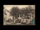 22 - PONTRIEUX - Le Bas De La Place Et Le Fontaine - Pontrieux