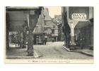 Cp, 22, Dinan, Les POrches, Rue De L'Apport, Voyagée 1915 - Dinan