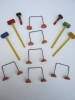 Jouets Divers / Petit Jeu De Croquet De Table /début 20éme Siécle         JE 28 - Toy Memorabilia