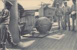 REGIA MARINA MILITARE ITALIANA / Torpediniera Elettrica Affondata Da Sommergibile Austriaco E Pescata Dalla R.N. Puglia - Guerra