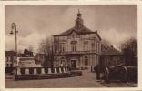 Bourg- Léopold - Maison Communale Et Monument Du Souvenir, 1948 - Leopoldsburg