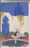 "DIPINTA A MANO HAND PAINTED PEINT A LA MAIN HANNDGEMALTE BILDER MESCHINI ""ARS NOVA"" Originale 100% - Peintures & Tableaux"