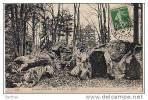 78 RAMBOUILLET - Le Parc, Les Rochers - Rambouillet