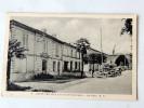 Carte Postale Ancienne : SAINT-PHILIPPE D´AIGUILLE : La Poste , Animé - Autres Communes