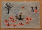 Paintings - Watercolours, Acrylic - Acrilici