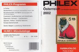 Austria Stamp Philex Katalog 2003 Österreich Antiquarisch 11€ Mit Feldpost Bosnien Herzegowina Lombardei Kreta Porto ATM - Autriche