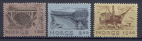 Norvegia 1979 Unif. 755/57 **/MNH VF - Norwegen