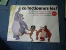 AFFICHE COCA COLA  LIVRE DE LA JUNGLE 1968 - Posters