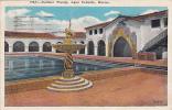 Outdoor Plunge, Agua Caliente, Mexico,  PU-1932 - Mexique