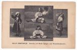 CIRCUS    GOLLA  ZARETSKAJA  Kleinste Und Beste Spagat Und Pirouettentäzerin   Pre-1904  Old Postcard - Zirkus