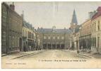 LE NOUVION Rue De Prisches Et L'Hôtel De Ville  59 (NORD) - France
