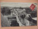Cp Ricey Haute Rive La Grande Rue - Les Riceys