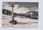 CPSM - CORDON - Le Calvaire Et Les 4 Tetes - La Pointe Percée - 1957 - Francia