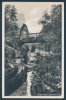 Bodetal (Harz), Teufelsbrücke (Kleinformat, Vor 1945) - Thale