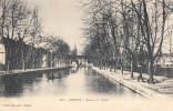 Dép. 74 - ANNECY. - Canal Du Vassé. Animée - Pionnière - Pittier Phot.-édit. , Annecy N° 248 - Annecy