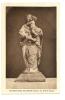 Cp, Sculptures, Notre-Dame De Dercé, Statue Du XVIIIè S. - Sculptures