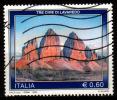 2053 - Italia/Italy/Italie 2008 - Turismo - Tre Cime Di Lavaredo / Tourism - Montain - UNESCO Heritage - 2001-10: Used