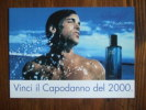 Davidoff Cool Water Homme Parfum Carte Postale - Perfume Cards