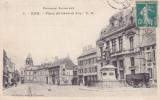 80 - Ham -place Du Général Foy - - Ham