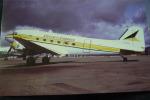 DC 3   CONTACT AIRWAYS    C GZDF - 1946-....: Moderne