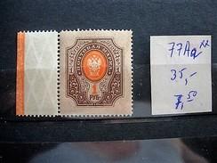 RUSLAND Nr 77Aa - 1857-1916 Keizerrijk