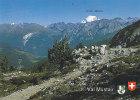 SWITZERLAND - AK 119738 Val Müstair - GR Grisons