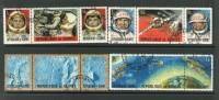 GUINEE 1965 ESPACE  YVERT N° OBLITERE - Africa