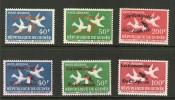 GUINEE 1962  ESPACE  YVERT N°A22/25a+b  NEUF MNH** - Space