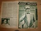 3 Mars 1933 Ciné-Miroir N°413 (Cinéma)  Jules Berry  ( LE ROI DES PALACES ) - Revistas
