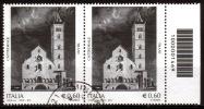 2067 - Italia/Italy/Italie 2012 - Cattedrale Di Trani - Architettura - Codice A Barre / Church - Architecture - Barcode - 2011-20: Used