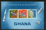 GHANA 1967 ESPACE YVERT N°B26  NEUF MNH** - Space