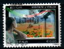 2072 - Italia/Italy/Italie 2011 - Europa PostEurop - Visitate L'Italia Da € 0,60 / Europa Cept - Visit Italy - 2011-20: Used