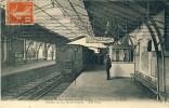 PARIS(75) Chemin De Fer Métropolitain - Station La Motte Piquet - Ligne 5 Etoile Gare Du Nord - Metro, Estaciones