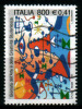 2080 - Italia/Italy/Italie 2001 - Giornata Dell'arte E Della Creatività Studentesca / Art & Creativity - 2001-10: Used