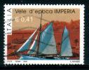 2083 - Italia/Italy/Italie 2002 - Vele D'epoca A Imperia - Sport / Sailing Ships - 2001-10: Used