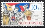 Slovakia Slovensko 2002, Ice-hockey (o), Used - Used Stamps