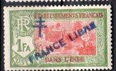 INDE - 1941-43 :Timbre De 1929 Surchargé  (N°161*) - India (1892-1954)