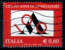 2097 - Italia/Italy/Italie 2007 - Made In Italy - Cento Anni Di Mondadori / Print - 2001-10: Used
