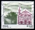 2103 - Italia/Italy/Italie 2008 - UNESCO - Val D'Orcia - Architettura / World Heritage - Church - Landscape - 2001-10: Used