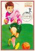 D07635 CARTE MAXIMUM CARD FD 1989 NETHERLANDS - SOCCER CP ORIGINAL - Soccer