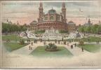 PARIS - Le Trocadéro) - Exposition Universelle 1900 - Exposiciones