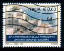 2104 - Italia/Italy/Italie 2007 - Fondzione Antonio Genovesi Di Salerno - Architettura / Architecture - 2001-10: Used