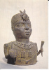 Buste En Bronze, Art Ancien. L´art Des Peuples Du Tiers-Monde... - Niger