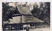 """France:75.paris.""""expo Coloniale 1931.indo Chine Hutte De Chasseur"""" - Exposiciones"""